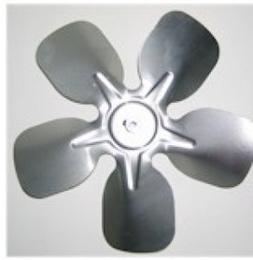 Skuttle 000-1318-080 Fan Blade For 2002