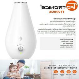 TaoTronics 1.8L Quiet Ultrasonic Cool Mist Humidifier TT-AH0