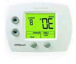 1- NEW honeywell humidpro  humidistat/dehumidistat + free sh