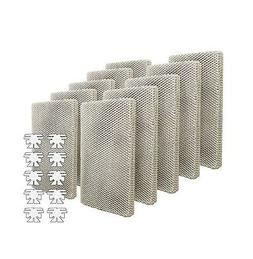 10 Pack Evaporator Pad Wick fits Skuttle A04-1725-051 Humidi