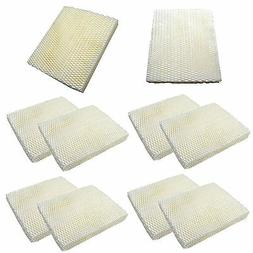 10x HQRP Wick Filters for Vornado EVAP Humidifiers MD1-0001