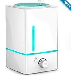 1500ml Humidifiers Aroma Essential Oil Diffuser Large For Oi