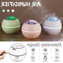 150ml Air Humidifier Essential Oil Diffuser Office Home Puri