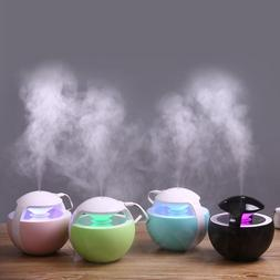 1pc Mist Humidifier Personal Ultrasonic Adjustable Oil Diffu
