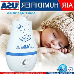 2.2L Ultrasonic Home Aroma Humidifier Air Diffuser Purifier
