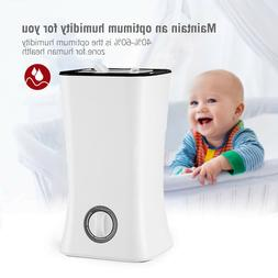 4L Large Volume Ultrasonic Home Aroma Humidifier Air Diffuse