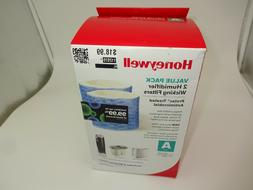 2 Genuine Honeywell Type A HAC-504 Wicking Humidifier Filter