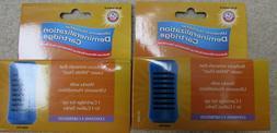 2 Pack Arm & Hammer Ultrasonic Humidifier Demineralization C