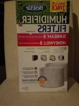 2 Pack BestAir Humidifier Filters Wick Touch Point Holmes Bi
