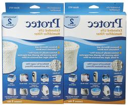2 Vicks Humidifier Water Filter Replacements Starry Night Ge