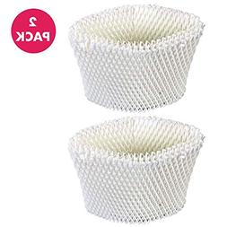 2 Vicks WF2 Humidifier Filters, Fits Vicks V3500N, V3100, V3