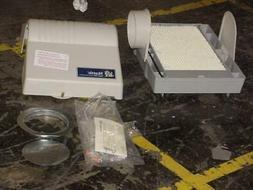 2001 high capacity bypass flow thru humidifier