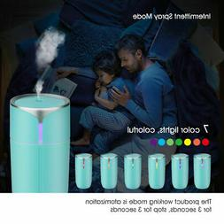 230ml Ultrasonic Air Diffuser Mist Purifier Aroma Home Air H