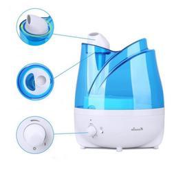 2L Oil Mist LED Ultrasonic Aromatherapy Adjustable Essential