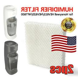 2pcs Honeywell Humidifier Filter Replacement ''T'' For Use H