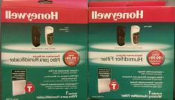 2x LOT Honeywell Humidifier Filters T Fits HEV615 HEV620 Rep