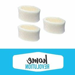 3 Humidifier Filters- Fits Holmes HWF62 Models HM1701, HM176