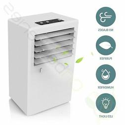 3-in-1  Portable Air Conditioner Personal Space Cooler Humid