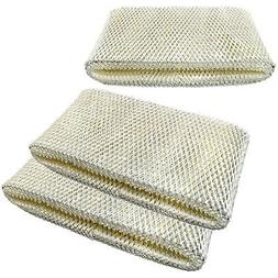 3-Pack HQRP Wick Filter for Holmes HM Series Humidifiers HWF
