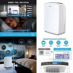 Inofia 30 Pint Dehumidifier For Home Basements Bedroom Kitch