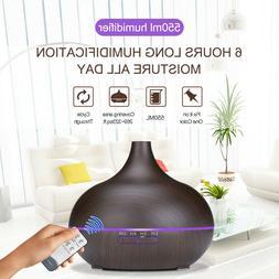 300ml Air Aroma Humidifier Essential Oil Diffuser Aromathera