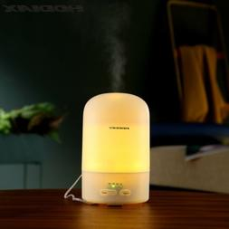 300ML Ultrasonic Air Humidifier Home Aroma Diffuser Aromathe