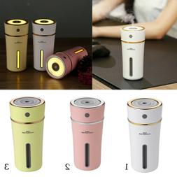 300ml Small USB Air Humidifier for Office Home Bedroom Livin