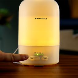 300ml Ultrasonic Aroma Essential Diffuser Air Humidifier Pur