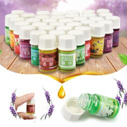 36Pcs 3ML 12 Scents Home Fragrance Essential Oil For Air Hum
