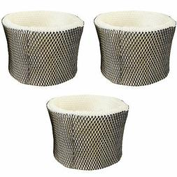 "3x HQRP Filter for Honeywell Humidifier HC-14 / HC-14N ""E"" R"