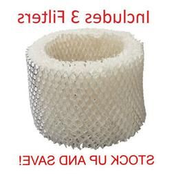 3x Humidifier Filter Accessories Spare Parts For Honeywell F