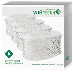 FilterBuy Replacement Humidifier Filters Compatible with Hol