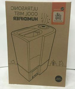 TaoTronics 4L Cool Mist Ultrasonic Humidifier LED Display Wh