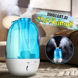 4l ultrasonic cool mist air diffuser humidifier