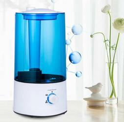 4L Ultrasonic Cool Mist Humidifier Whisper Quiet for Whole H