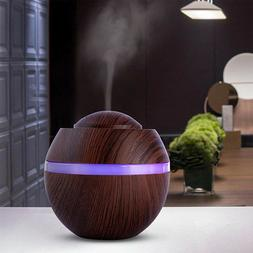 500ml Essential Oil Aroma Diffuser Air Led Humidifier Mist P