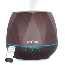 550ml Essential Oil Diffuser,5 In 1 Aromatherapy Ultrasonic