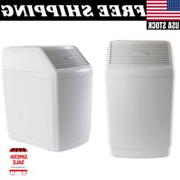 6 Gal. 2700 sq. ft. Evaporative Humidifier Space-Saver Whole