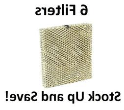6 humidifier furnace filter for honeywell model