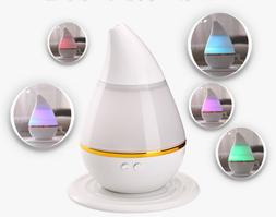 7 Color LED Ultrasonic Aroma Humidifier Air Aromatherapy Ess