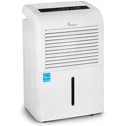 Ivation 70 Pint Energy Star Dehumidifier with Pump, Large Ca
