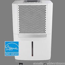 Frigidaire 70 Pint Capacity White Energy Star Dehumidifier