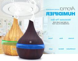 7Color Ultrasonic Humidifier USB Essential oil Diffuser with