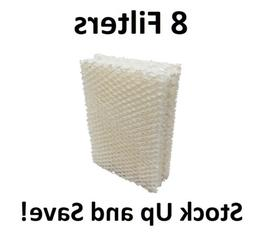 Humidifier Wick Filter for Emerson Essick Air HDC-12 - 8 Pac