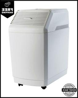 AIRCARE 831000 Space-Saver White Whole House Evaporative Hum