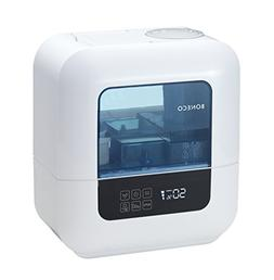 BONECO Warm or Cool Mist Ultrasonic Humidifier U700