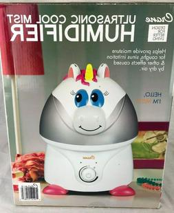 Crane USA Cool Mist Humidifier for Kids, Unicorn