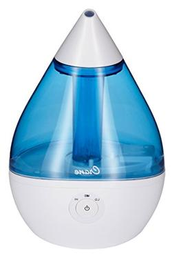 Crane Ultrasonic Cool Mist Humidifier Blue/White Droplet