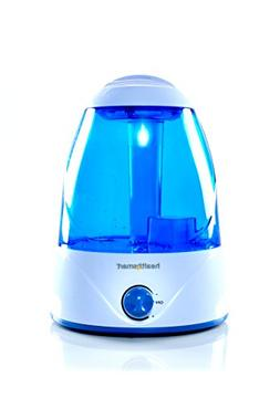 HealthSmart Cosmo Mist Cool Mist Ultrasonic Humidifier, Whis