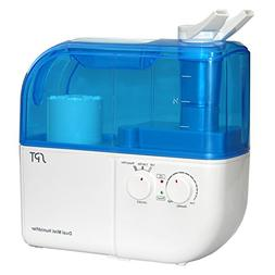 SPT SU-4010 Ultrasonic Dual-Mist Warm/Cool Humidifier with I